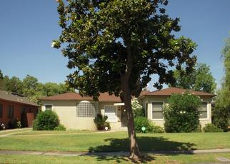 Pre Foreclosure in Fresno 93704 N HARRISON AVE - Property ID: 1524780795