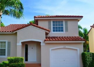 Pre Foreclosure in Pompano Beach 33073 NW 61ST CT - Property ID: 1524967811