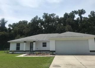 Pre Foreclosure in Ocala 34472 LOCUST RUN - Property ID: 1524982248