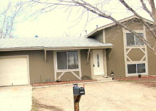 Pre Foreclosure in Colorado Springs 80910 WHITEWOOD DR - Property ID: 1525081682