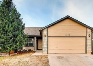 Pre Foreclosure in Fountain 80817 BERRY FARM RD - Property ID: 1525098767