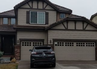Pre Foreclosure in Castle Rock 80108 GRADY CIR - Property ID: 1525210438