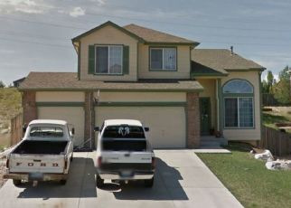 Pre Foreclosure in Parker 80138 HILL GAIL WAY - Property ID: 1525214380