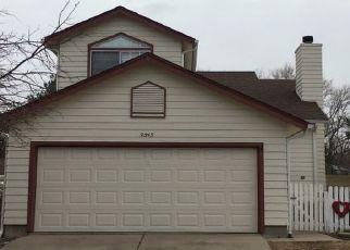 Pre Foreclosure in Littleton 80126 JOYCE LN - Property ID: 1525221393