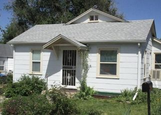 Pre Foreclosure in Denver 80236 S KING ST - Property ID: 1525264757