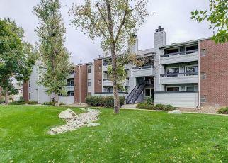 Pre Foreclosure in Aurora 80011 E 1ST DR - Property ID: 1525450454