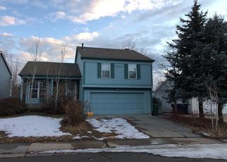 Pre Foreclosure in Aurora 80013 E AMHERST DR - Property ID: 1525489427