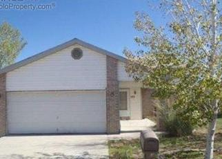 Pre Foreclosure in Brighton 80601 N 15TH AVE - Property ID: 1525494242