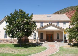 Pre Foreclosure in Glenwood Springs 81601 RIVER RIDGE DR - Property ID: 1525515271
