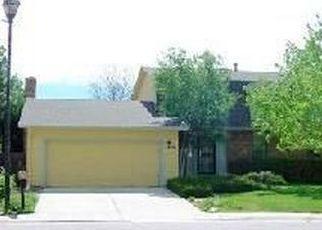 Pre Foreclosure in Aurora 80015 E BELLEVIEW LN - Property ID: 1525518333