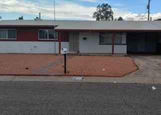 Pre Foreclosure in Sierra Vista 85635 BROCKBANK PL - Property ID: 1525545939