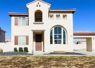 Pre Foreclosure in Palmdale 93552 ARCHAIL CT - Property ID: 1525575719