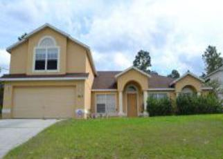 Pre Foreclosure in Dunnellon 34433 N CITRUS SPRINGS BLVD - Property ID: 1525607238