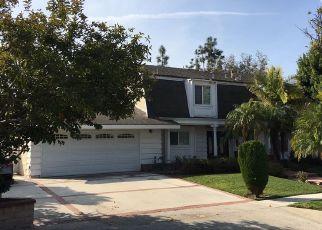 Pre Foreclosure in Fullerton 92833 W LAS LANAS LN - Property ID: 1525772355