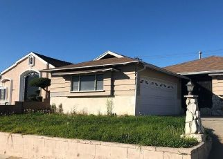 Pre Foreclosure in Los Angeles 90047 W 125TH ST - Property ID: 1525796899