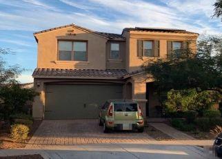 Pre Foreclosure in Buckeye 85396 W NELSON PL - Property ID: 1525853836