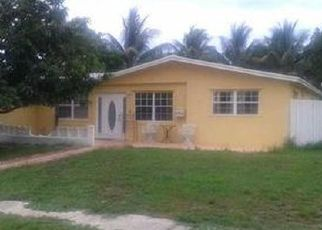 Pre Foreclosure in Fort Lauderdale 33309 NW 35TH AVE - Property ID: 1525918651