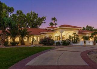 Pre Foreclosure in Paradise Valley 85253 E VIA BUENA VIS - Property ID: 1526481441
