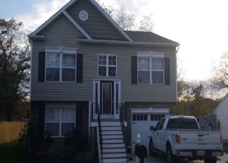 Pre Foreclosure in Curtis Bay 21226 SYCAMORE RD - Property ID: 1526528300