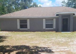 Pre Foreclosure in Dunnellon 34433 W LEMONADE LN - Property ID: 1526743349