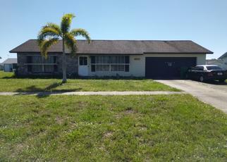 Pre Foreclosure in Port Charlotte 33981 COLISEUM BLVD - Property ID: 1526869488
