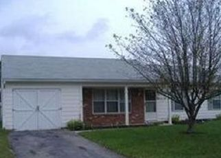 Pre Foreclosure in Sicklerville 08081 AVELLA LN - Property ID: 1526950961