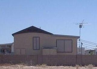 Pre Foreclosure in Wellton 85356 E QUAIL TRL - Property ID: 1527089346