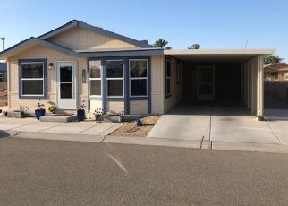 Pre Foreclosure in Yuma 85365 E 34TH LN - Property ID: 1527091991