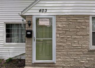 Pre Foreclosure in De Pere 54115 S HURON ST - Property ID: 1527169944