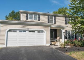 Pre Foreclosure in Hilliard 43026 REED POINT DR - Property ID: 1527407761