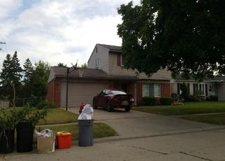 Pre Foreclosure in Livonia 48154 DONALD ST - Property ID: 1527488790