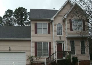 Pre Foreclosure in Cary 27513 CHATSWORTH ST - Property ID: 1527655658