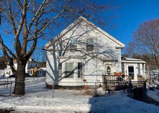 Pre Foreclosure in Springvale 04083 GOODWIN ST - Property ID: 1527922372