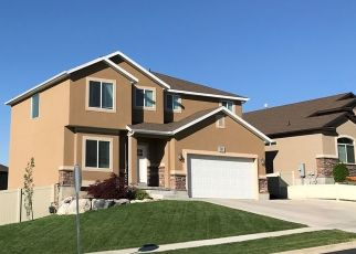 Pre Foreclosure in Saratoga Springs 84045 W CRENSHAW CT - Property ID: 1527991129