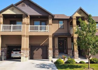 Pre Foreclosure in Saratoga Springs 84045 E CARBONELL WAY - Property ID: 1528001206