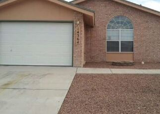 Pre Foreclosure in El Paso 79928 DESIERTO BELLO AVE - Property ID: 1528157570