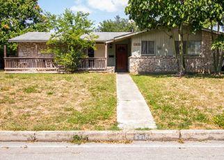 Pre Foreclosure in San Antonio 78218 HILLMAN DR - Property ID: 1528170712