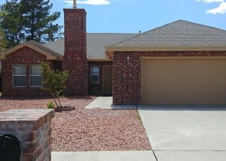 Pre Foreclosure in El Paso 79924 CHICK A DEE ST - Property ID: 1528247351