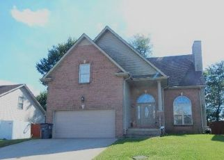 Pre Foreclosure in Clarksville 37042 BRUCETON DR - Property ID: 1528598611