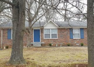 Pre Foreclosure in Clarksville 37042 BENNETT DR - Property ID: 1528727823