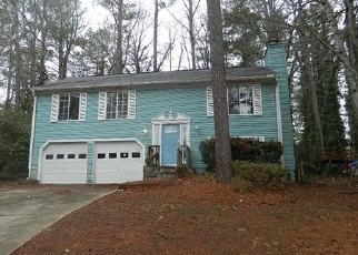 Pre Foreclosure in Stone Mountain 30083 STONE TRCE - Property ID: 1528922265