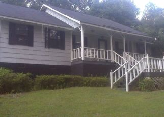 Pre Foreclosure in Americus 31709 KNOLLWOOD DR - Property ID: 1529177611