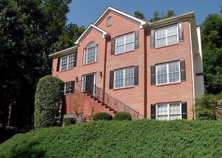 Pre Foreclosure in Alpharetta 30022 YUKON DR - Property ID: 1529238938