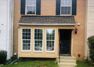 Pre Foreclosure in District Heights 20747 STONEY MEADOWS DR - Property ID: 1529624788