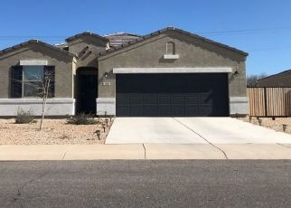 Pre Foreclosure in Florence 85132 N YUCCA DR - Property ID: 1529674717
