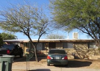 Pre Foreclosure in Tucson 85756 S OAHU AVE - Property ID: 1529723324