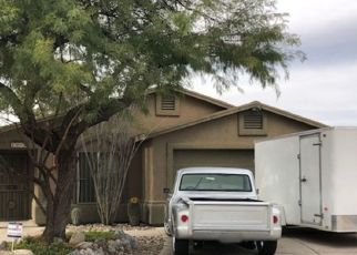 Pre Foreclosure in Tucson 85713 W HORN MESA PL - Property ID: 1529724647