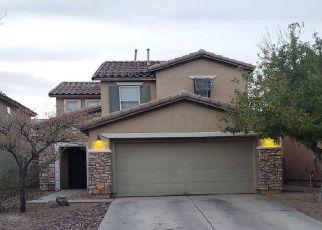 Pre Foreclosure in Tucson 85756 S BRICKELLBUSH LN - Property ID: 1529725967