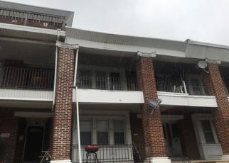 Pre Foreclosure in Philadelphia 19139 WALNUT ST - Property ID: 1529773250