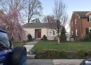 Pre Foreclosure in Allentown 18104 N MUHLENBERG ST - Property ID: 1529985230